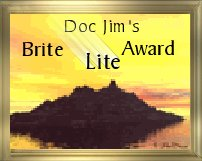 Doc Jim's Brite Lite Award