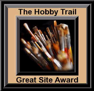 The Hobby Trail Great Site Award