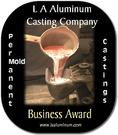 L A Aluminum Business Award
