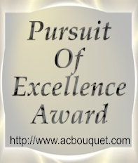 Pursuit of Excellence Award