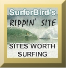 SurferBird's Rippin' Site Award