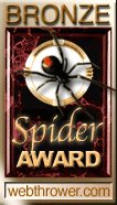 Bronze Spider Award